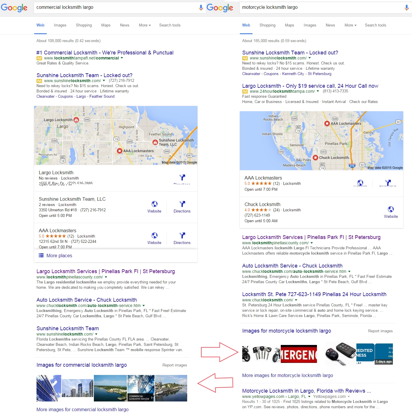 Geotagging Images for local SEO